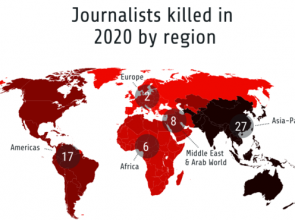 GCRL calls for a serious investigation into crimes against journalists and an end to impunity