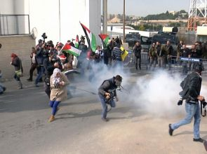 تقرير: قمع التجمعات السلمية .. رصاص إسرائيل في مواجهة الصدور العارية